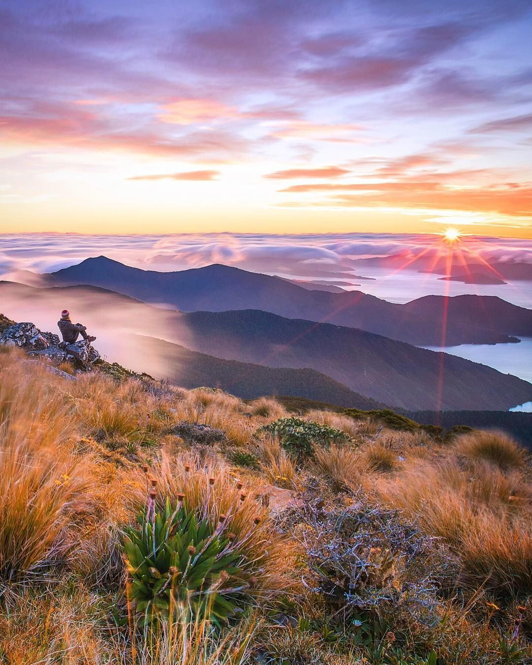 Marlborough Sounds New Zealand By Rach Stewart Rachstewartnz - Stunning landscape photography of new zealand south island rach stewart