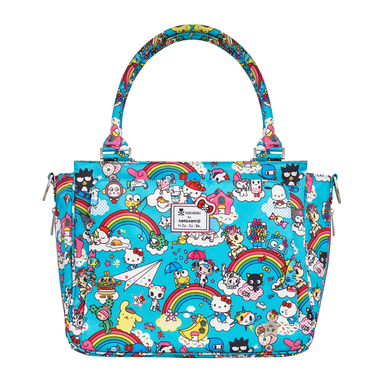 1fb70ebee6 Ju-Ju-Be x tokidoki Be Classy in Rainbow Dreams €129.95  £109.50.  fashionable bag