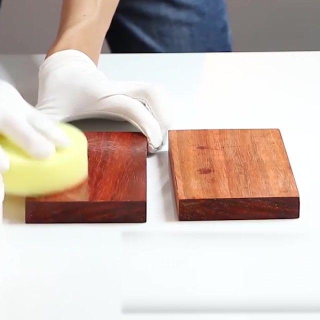 Holz Gewürz Bienenwachs #wood