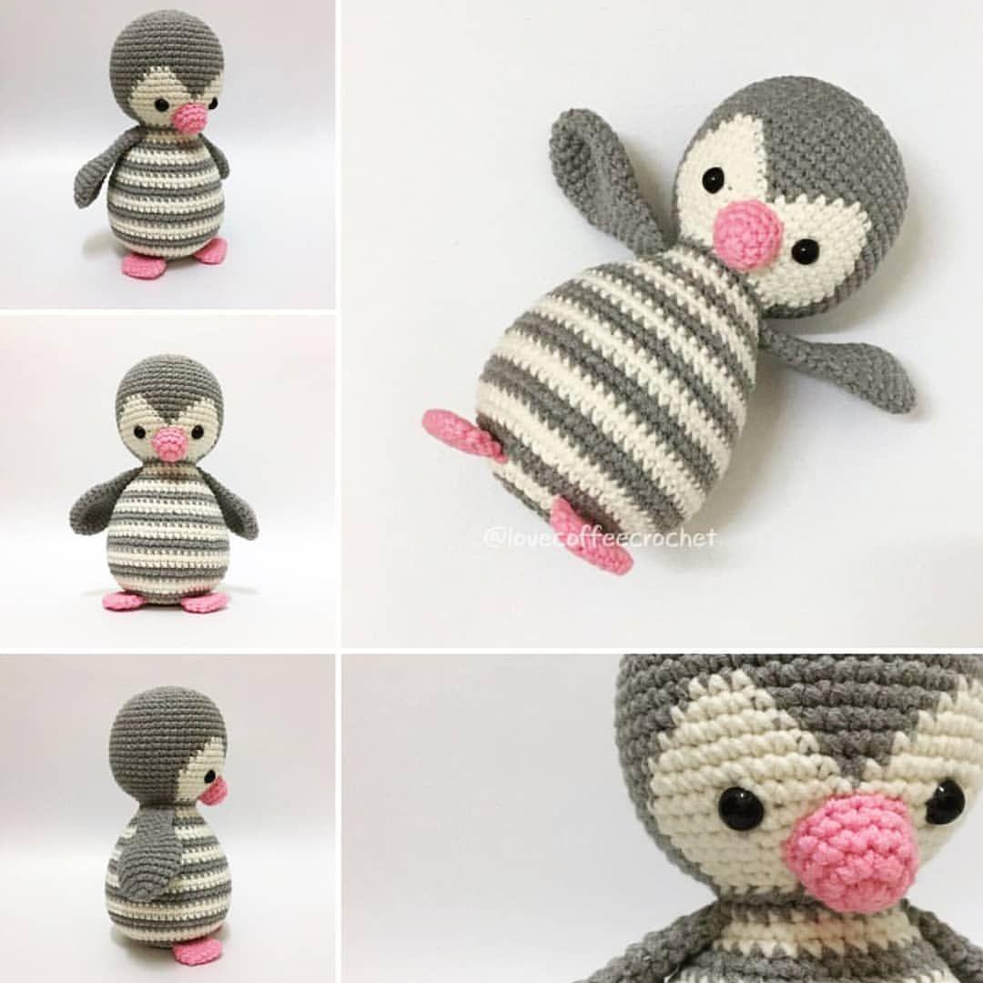 Pin de Deanna Tueros en Crochet   Pinterest   Animales tejidos ...