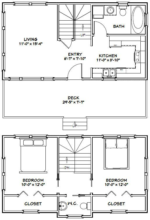 Pdf House Plans Garage Plans Shed Plans Tiny House Floor Plans Tiny House Plans Small Tiny House