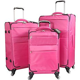 Pink Luggage and Suitcases - eBags.com