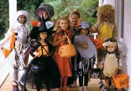 Resultado de imagen para niños disfrazados en halloween 1900