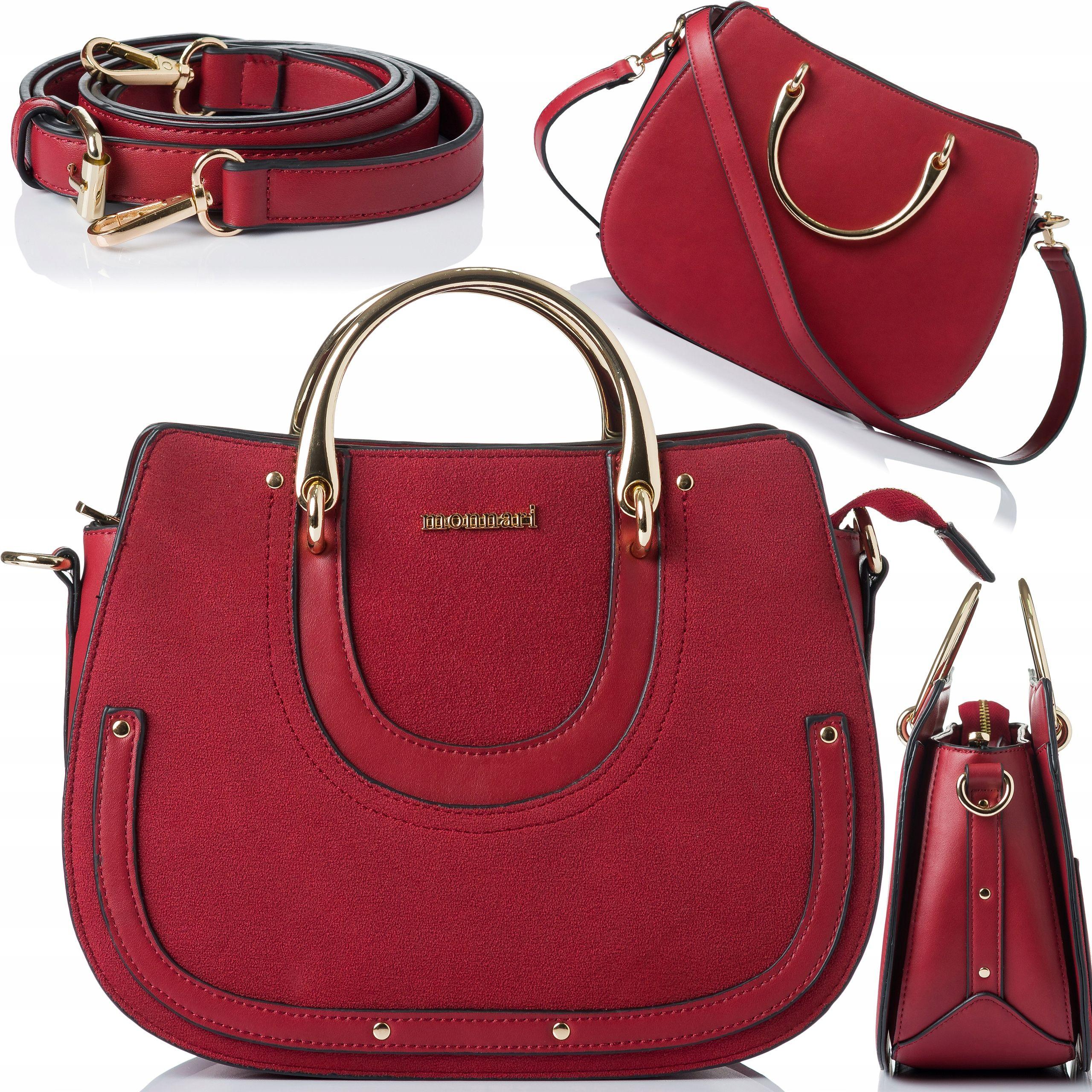 Torebka Na Ramie Listonoszka Monnari Stylowa 2019 7659578393 Oficjalne Archiwum Allegro Bags Top Handle Bag Accessories