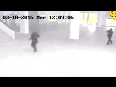 Расстрел туристов в Тунисе. Получено видео с камеры в музее