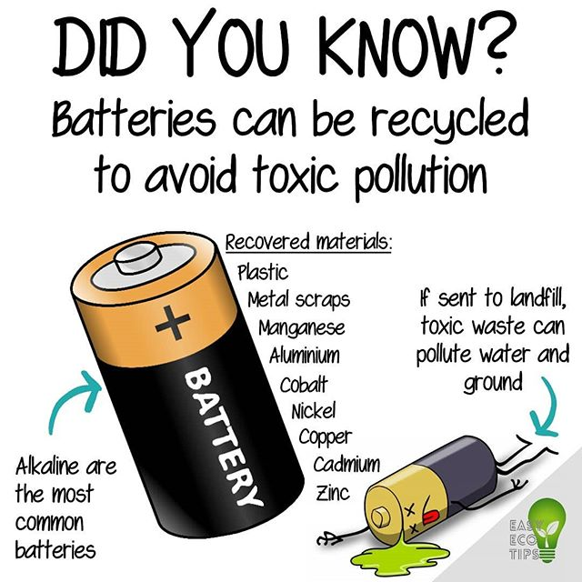 Why Is It Important To Recycle Batteries When Recycling Batteries We Can Recover Many Valuable Materials And A Social Sites Together We Can Recycle Cans