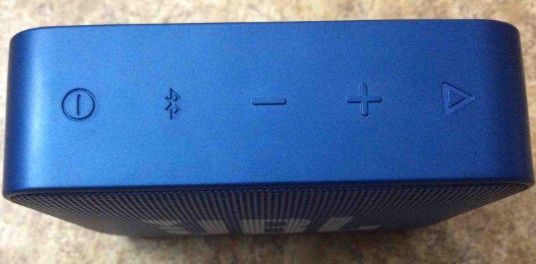 Jbl Go 2 Specs Specifications For This Little Speaker With Images Portable Speaker Speaker Jbl Speakers Bluetooth