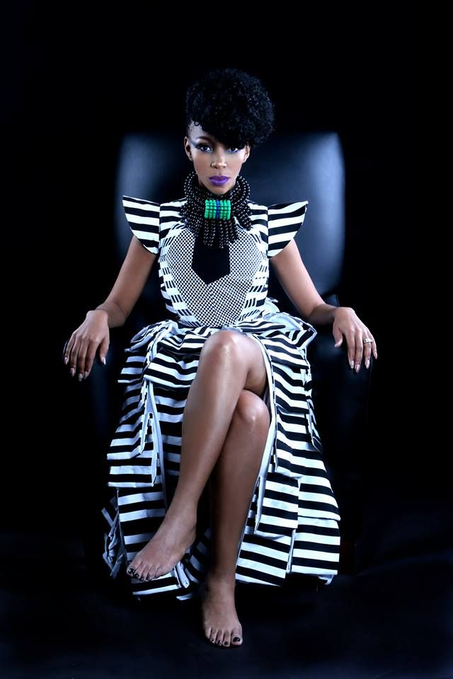 Za Songstress Nhlanhla Nciza For Forbes Woman Africa Latest African Fashion African Prints