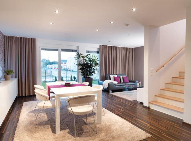 Stiege Deckenspots Deckenbeleuchtung Wohnzimmer