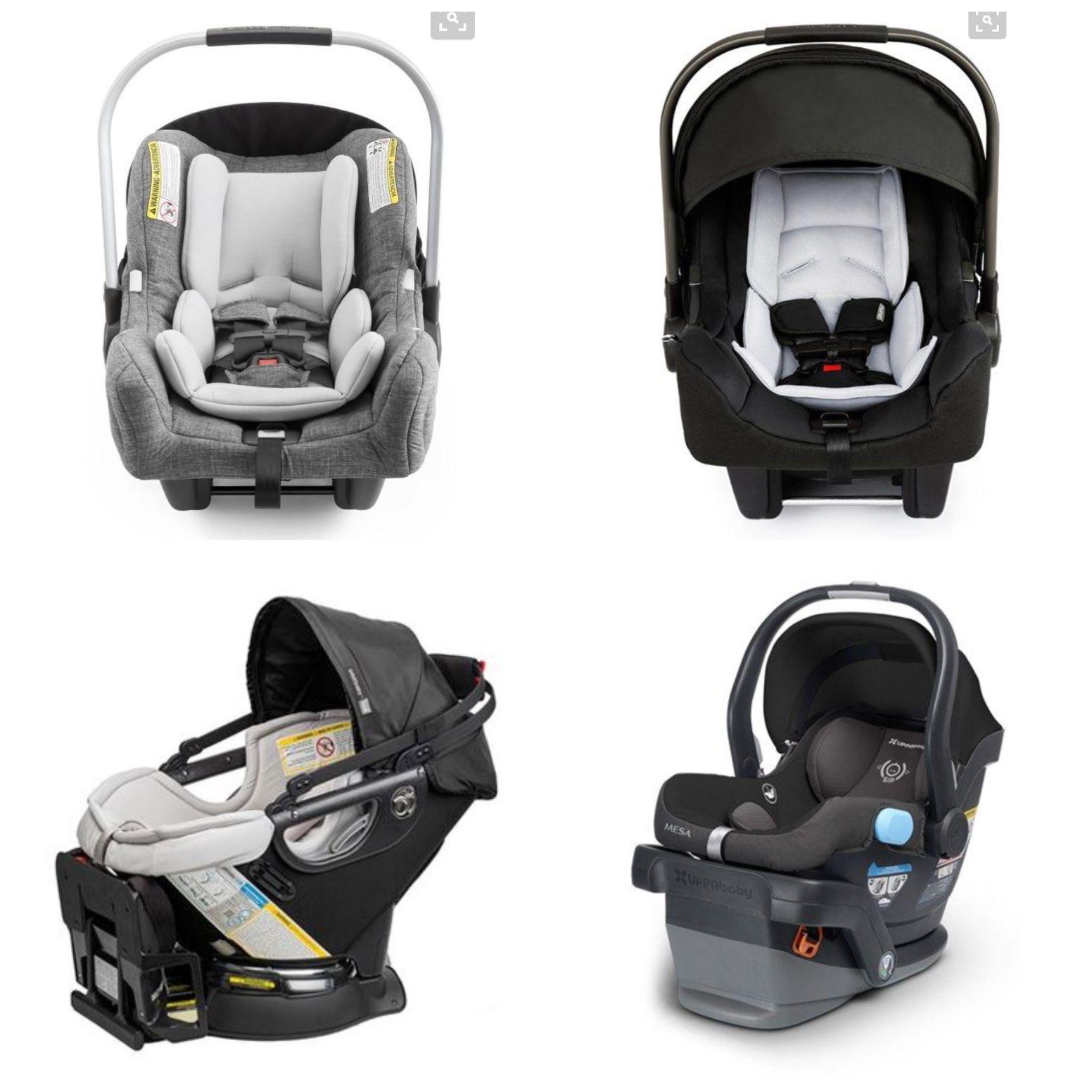 Fave Car Seats Stokke And Nuna PipaNuna PipaOrbitUppa Baby Mesa