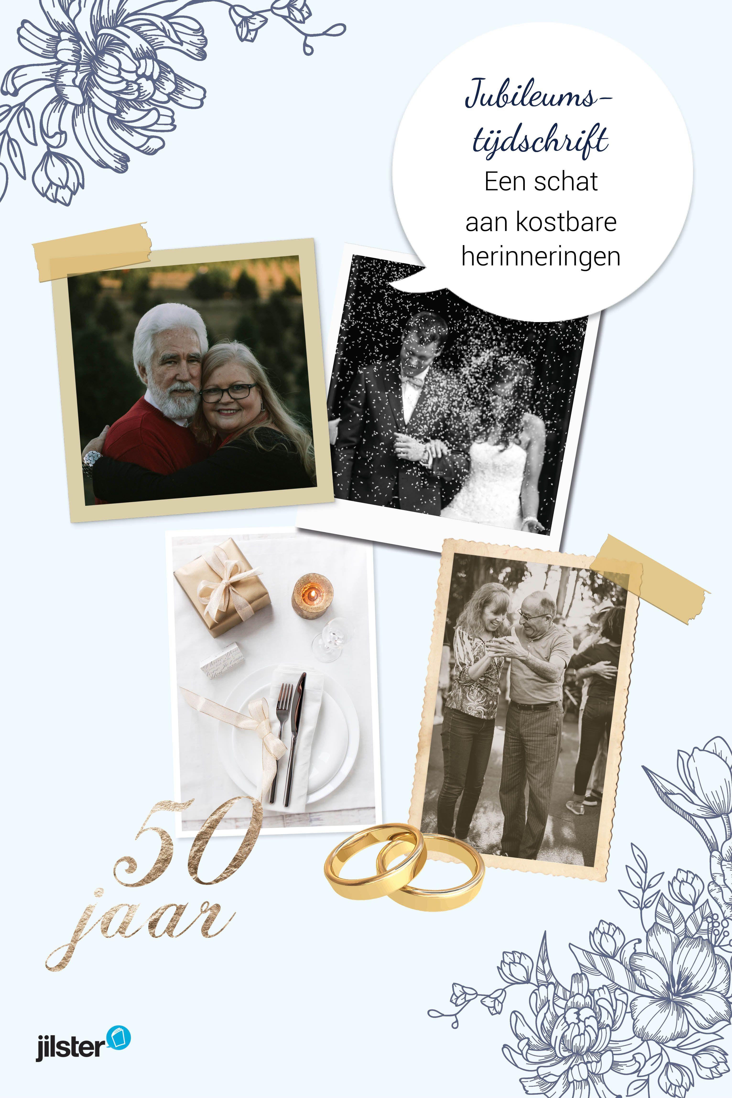 Op Zoek Naar Een Bijzonder Cadeau Voor Het Gouden Huwelijk