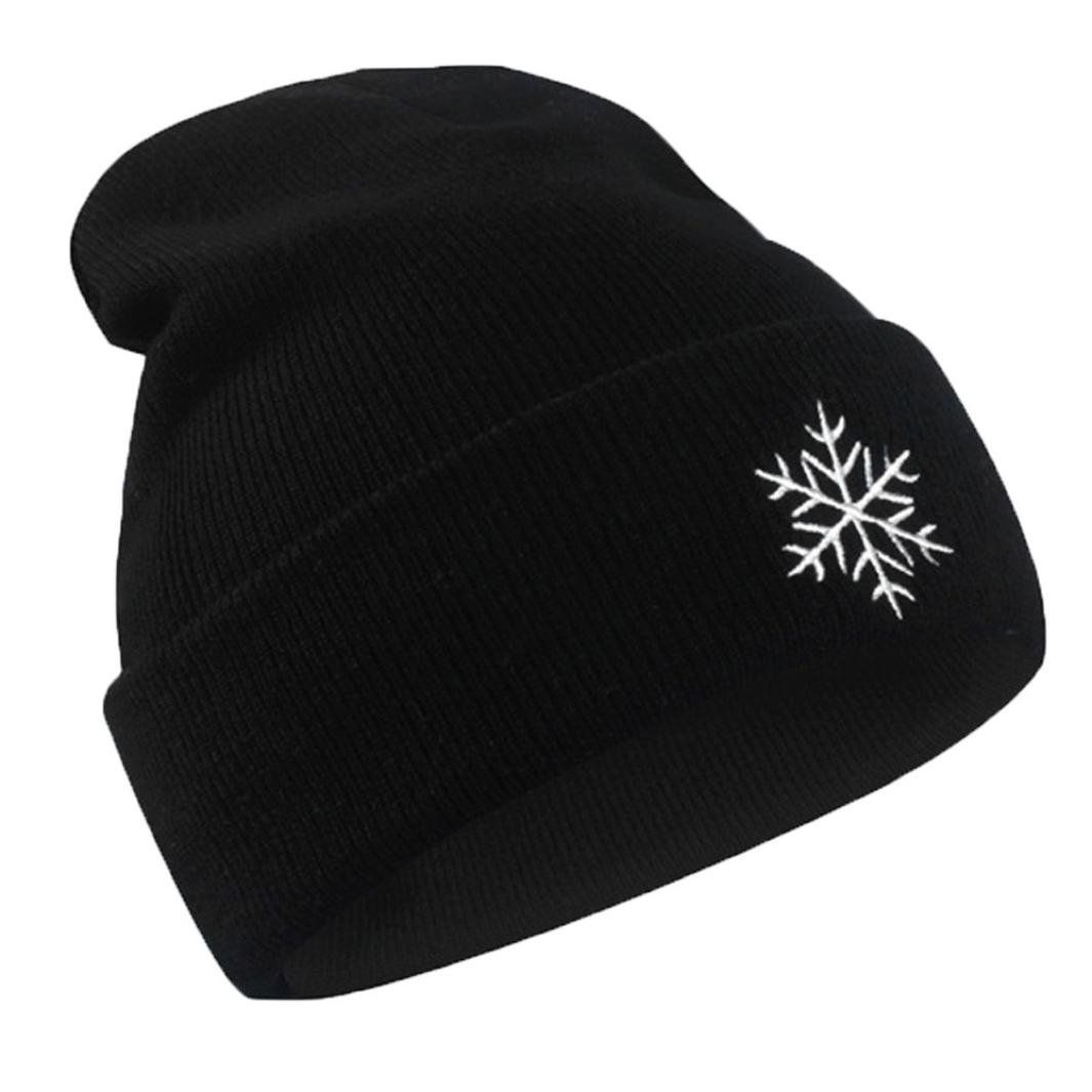 Boddenly 2017 Autumn Winter Weather Pattern Knitted Beanie Baggy ...