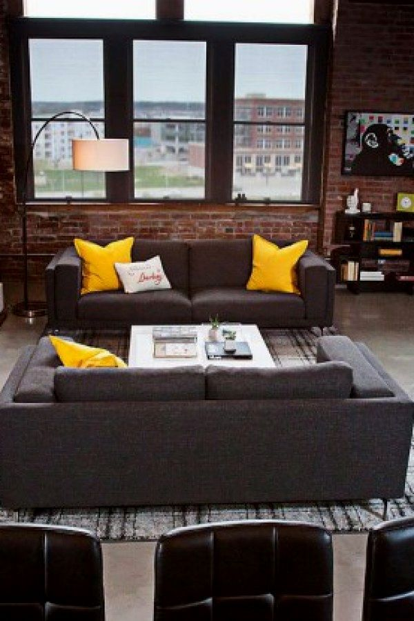 Easy urban industrial decor plans to complete your home design no apartment also rh pinterest