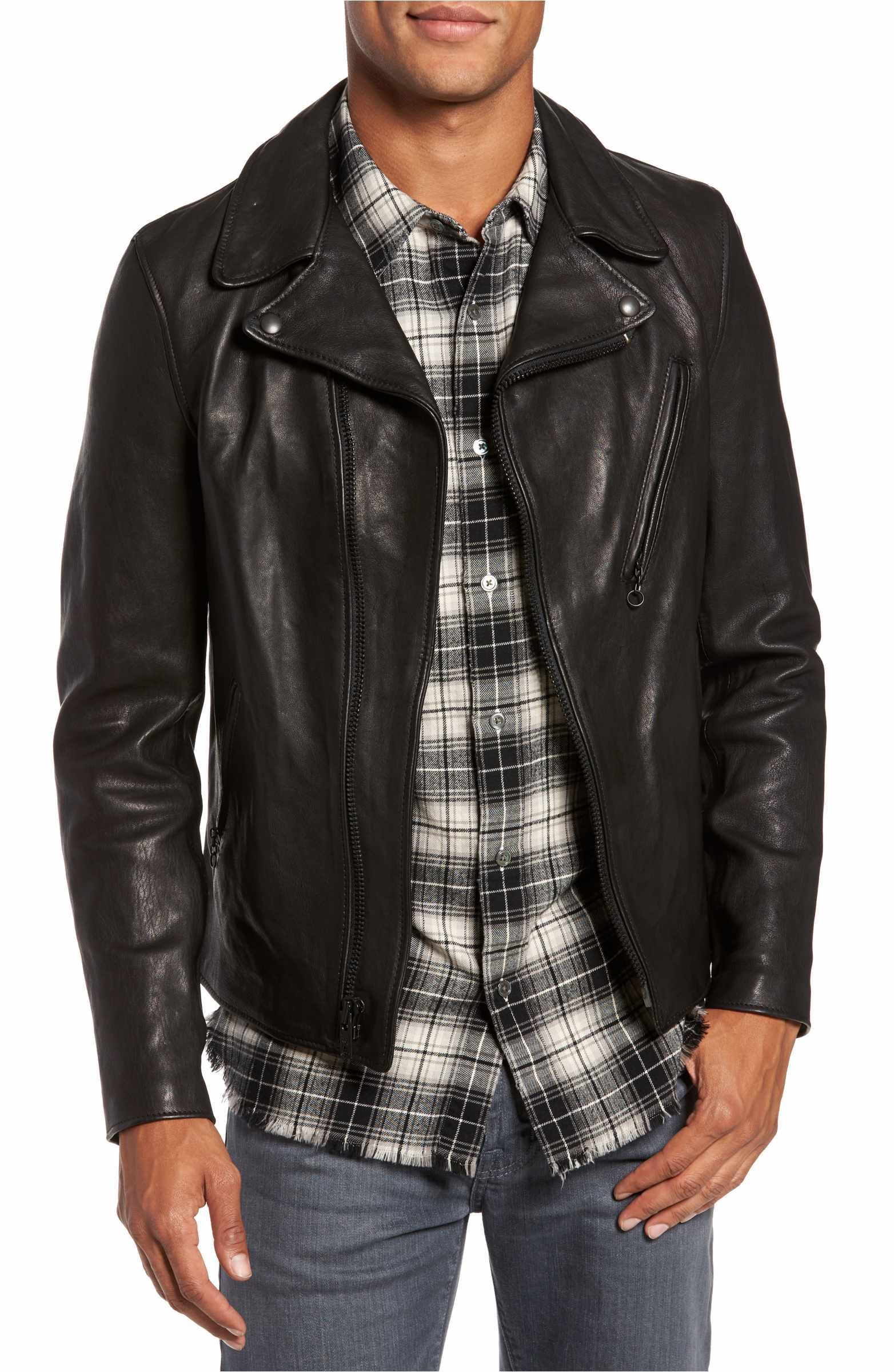 e8aa211fd27 Schott NYC Perfecto Brand Leather Jacket - The OG of jackets w  just the  right amount of details!