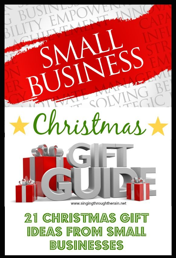 21 christmas gift ideas from small businesses singing through the