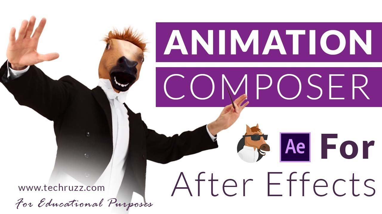 Animation Composer 2 How To Download And Install Animation Composer 2 After Effects Plugins Compose