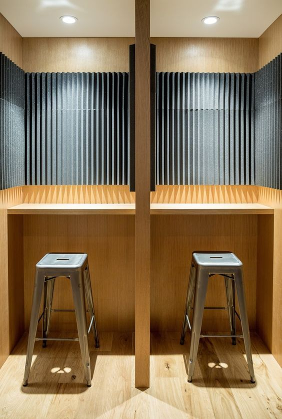 General Assembly: Isolation / Phone Booth: