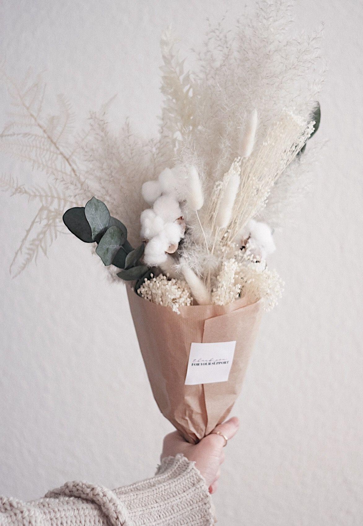 Trockenblumen Bouquet: ein tolles, langlebiges Geschenk!