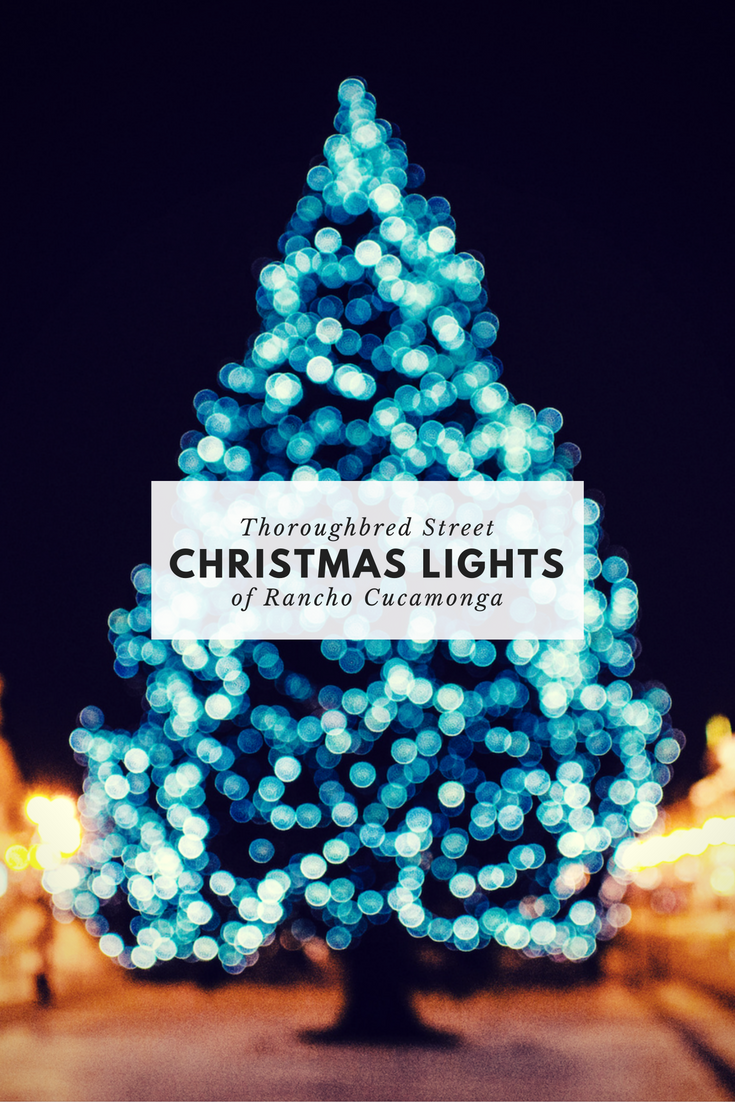 Thoroughbred Christmas Lights 2017 Iphone wallpaper