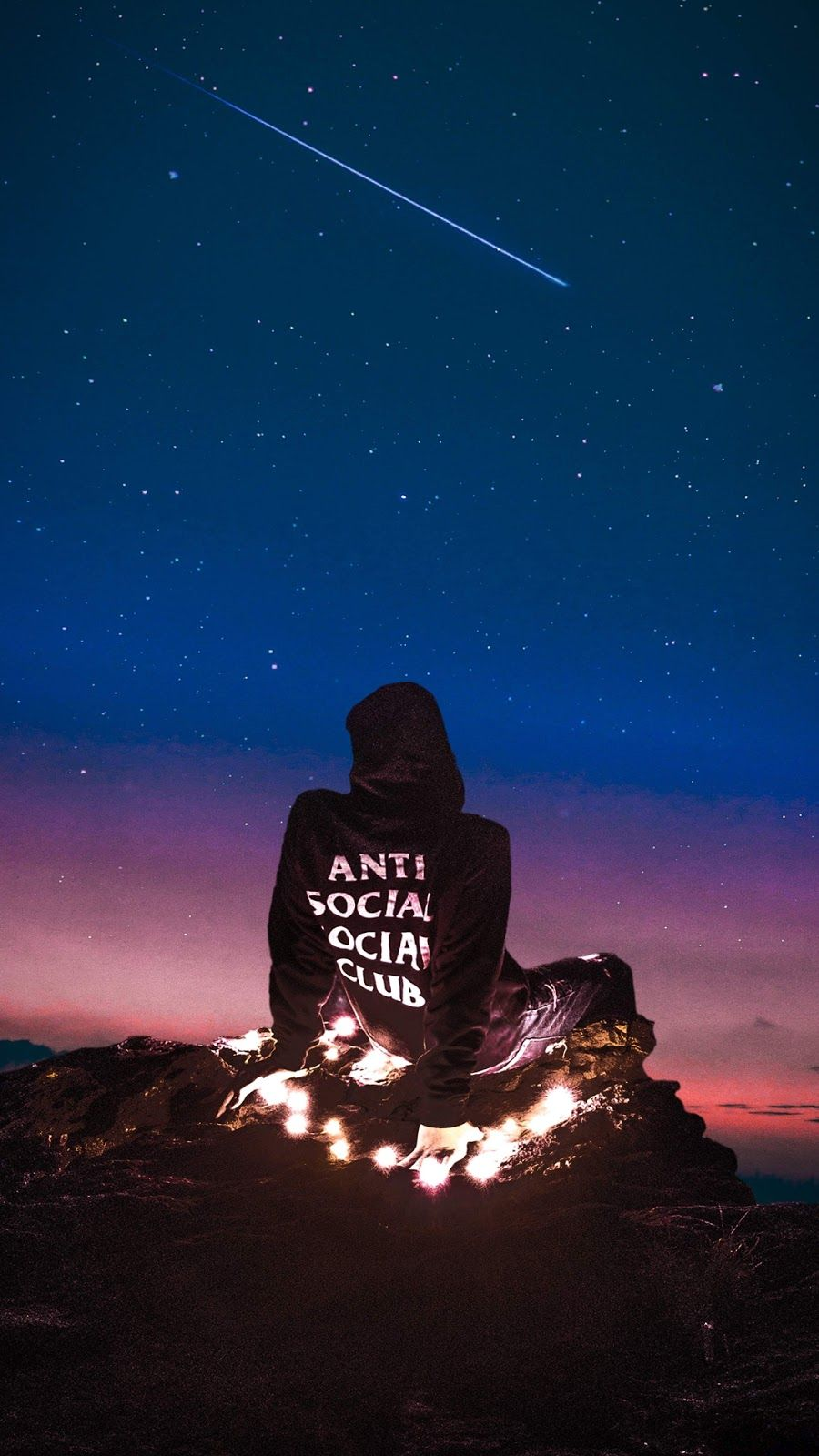 Anti Social Social Club ANTISC Fondo de pantalla