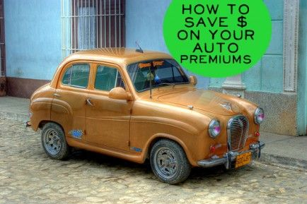 5 smart tips for saving on your auto insurance premium assurance auto jeune conducteur pinterest. Black Bedroom Furniture Sets. Home Design Ideas