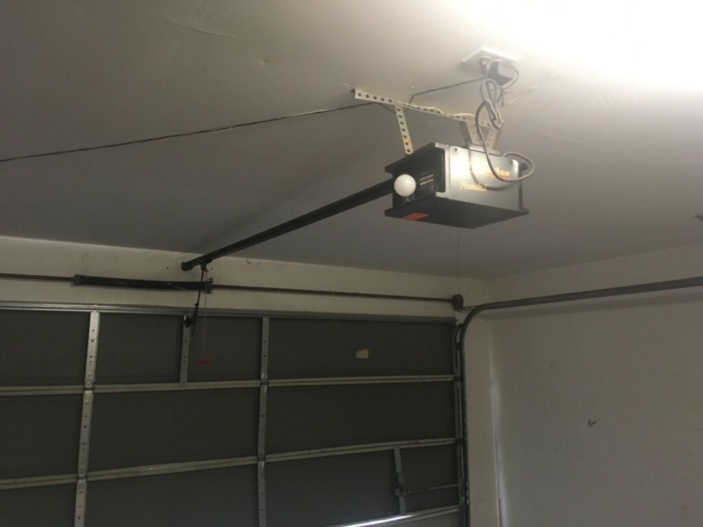 Is Your Garage Door Stuck Or Opener Broken And You Need A