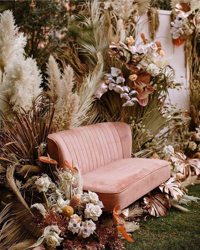 Decoración bodas: rincones con encanto que todos tus invitados querrán fotografiar