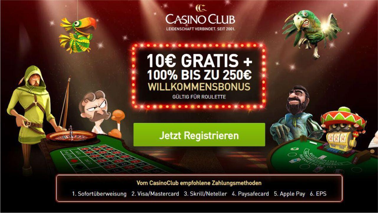 Casino Club Meinungen