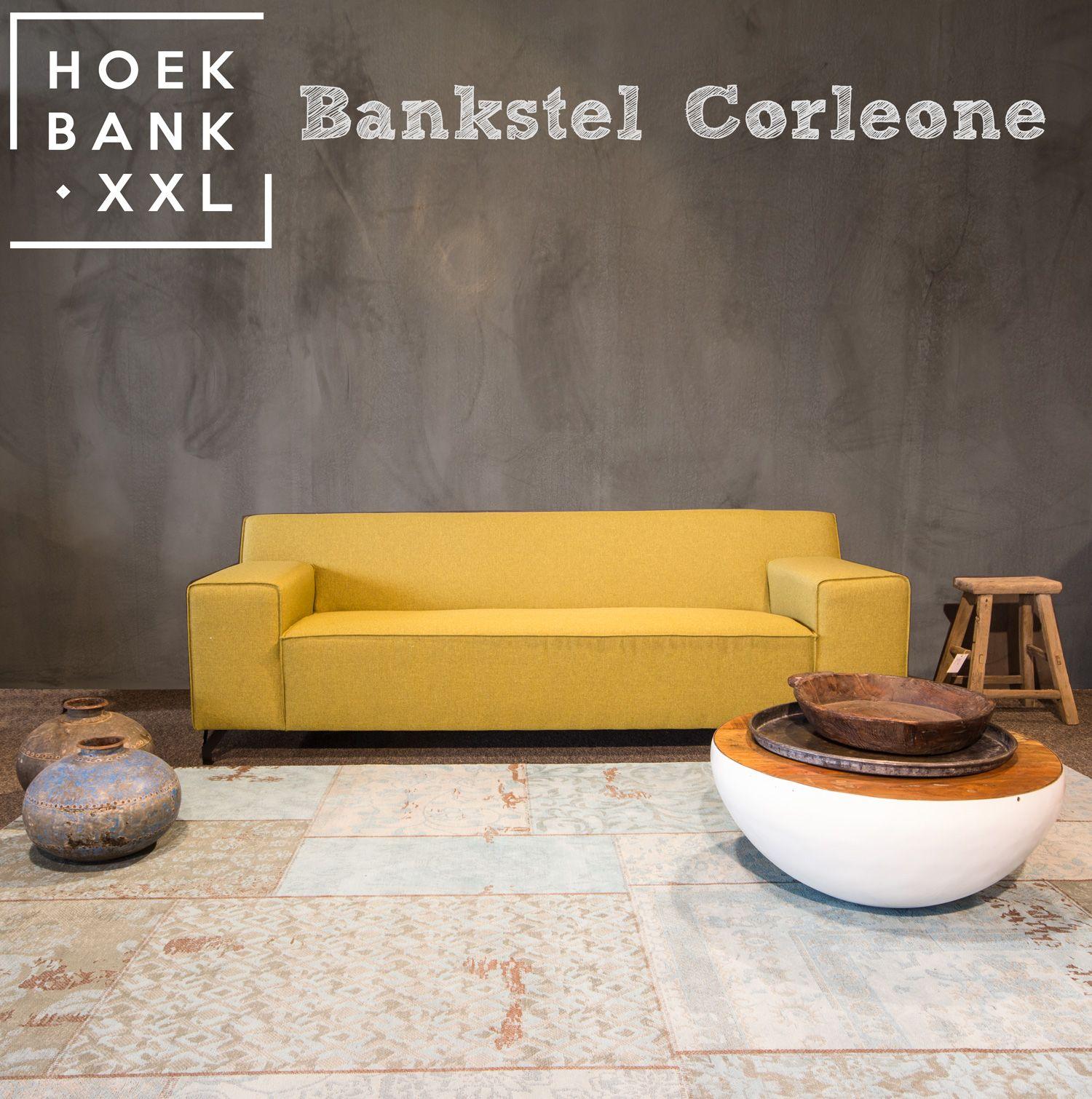 Mooie Design Bankstellen.Bankstel Corleone Is Een Mooie Bank Met Een Strak Design Dit