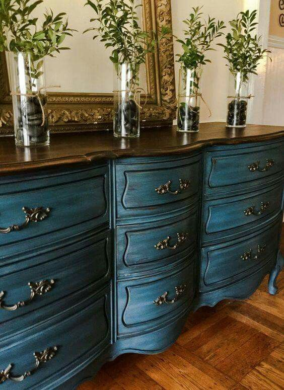 Pin de Laure Queyras en Buffet | Pinterest | Reciclado, Muebles ...