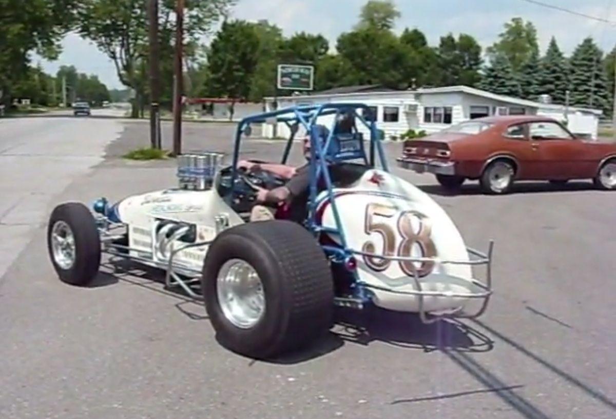 Street Legal Race Cars For Sale >> Street Legal Sprinter Sprint Cars Sprint Car Racing