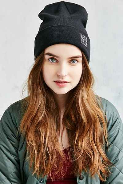 dbd2eda94 The North Face Dock Worker Beanie | Spider Script | Urban outfitters ...