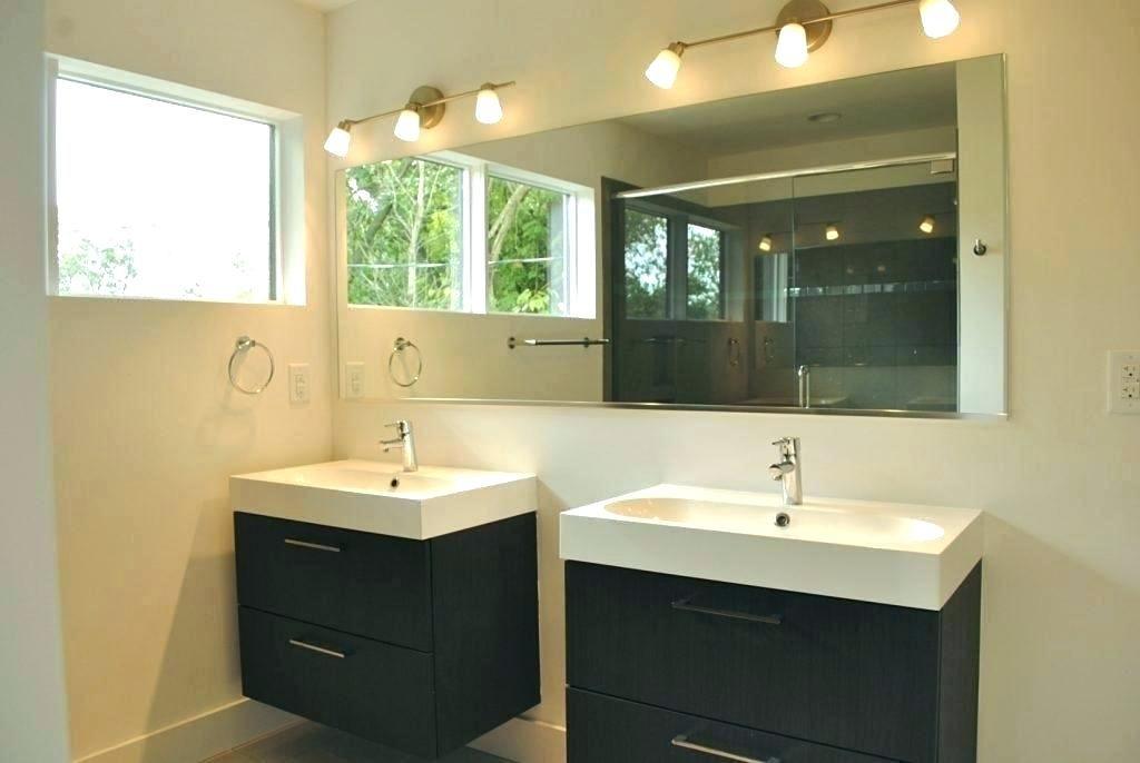 Ikea Bathroom Over Mirror Lights Di 2020