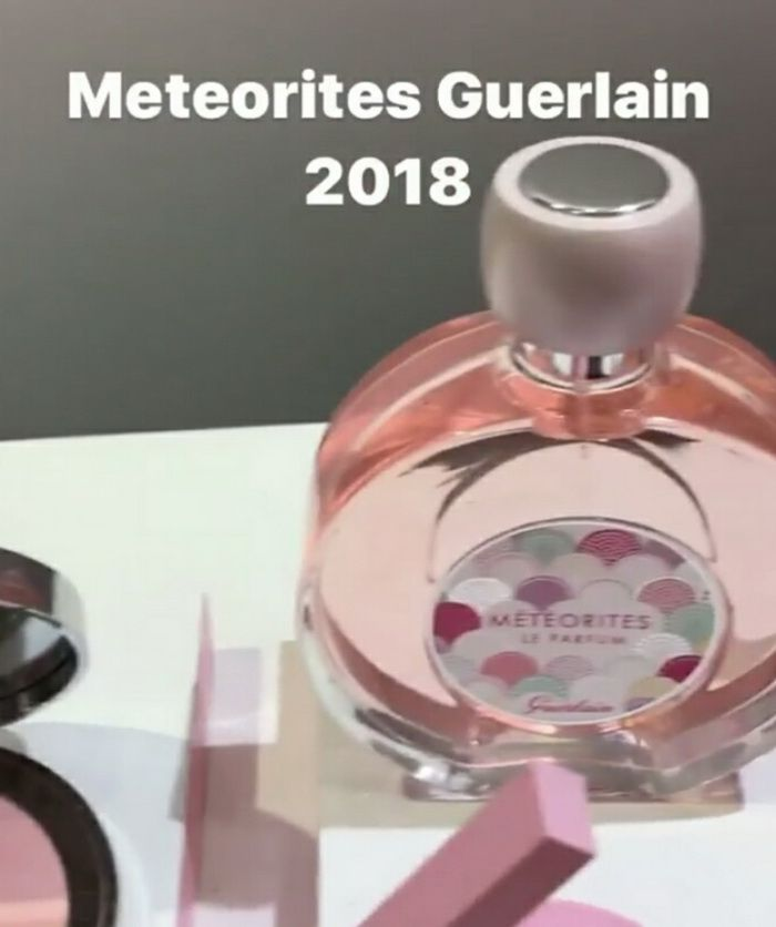 Image result for guerlain meteorites 2018 THE THRILL OF NEW