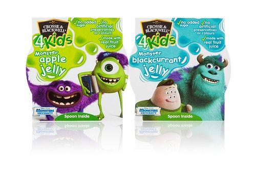4kids Monster Jelly Kids Baby Children Infants