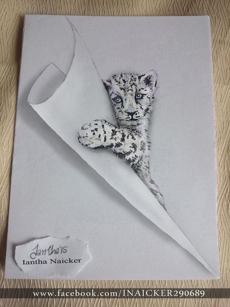 Meine Tierzeichnungen versuchen die Seite abzuspringen – #abzuspringen #animals …