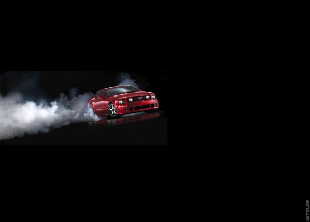 2005 Ford Mustang at SEMA 2004