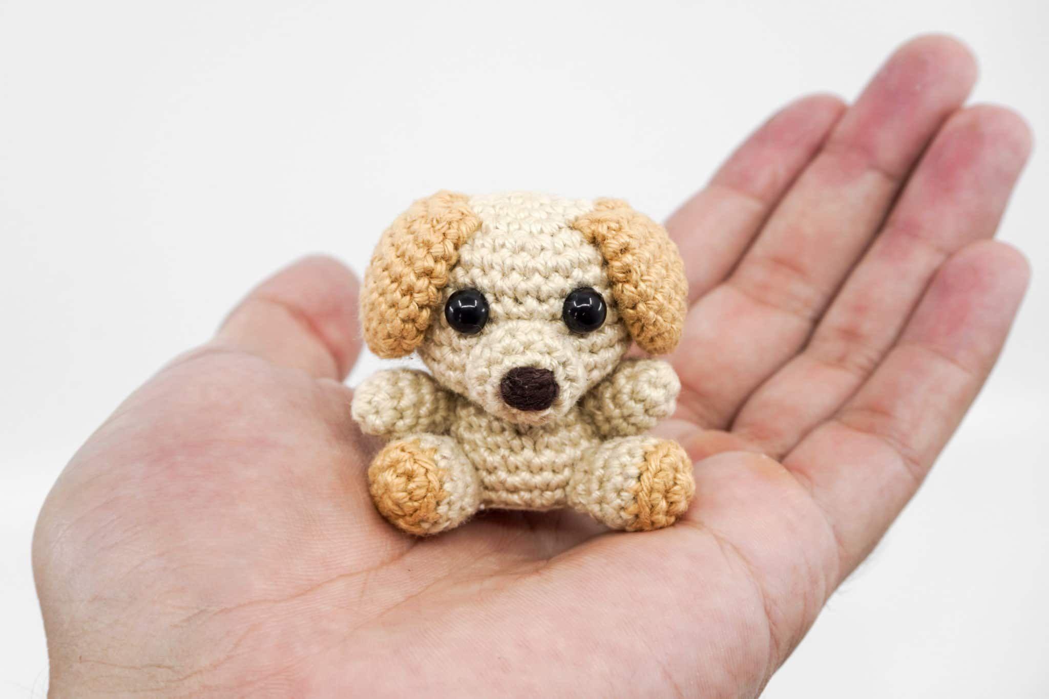 Amigurumi Dog Crochet Pattern