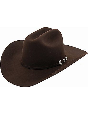 e52ed01d342 Stetson 4X Skyline Chocolate Felt Cowboy Hat