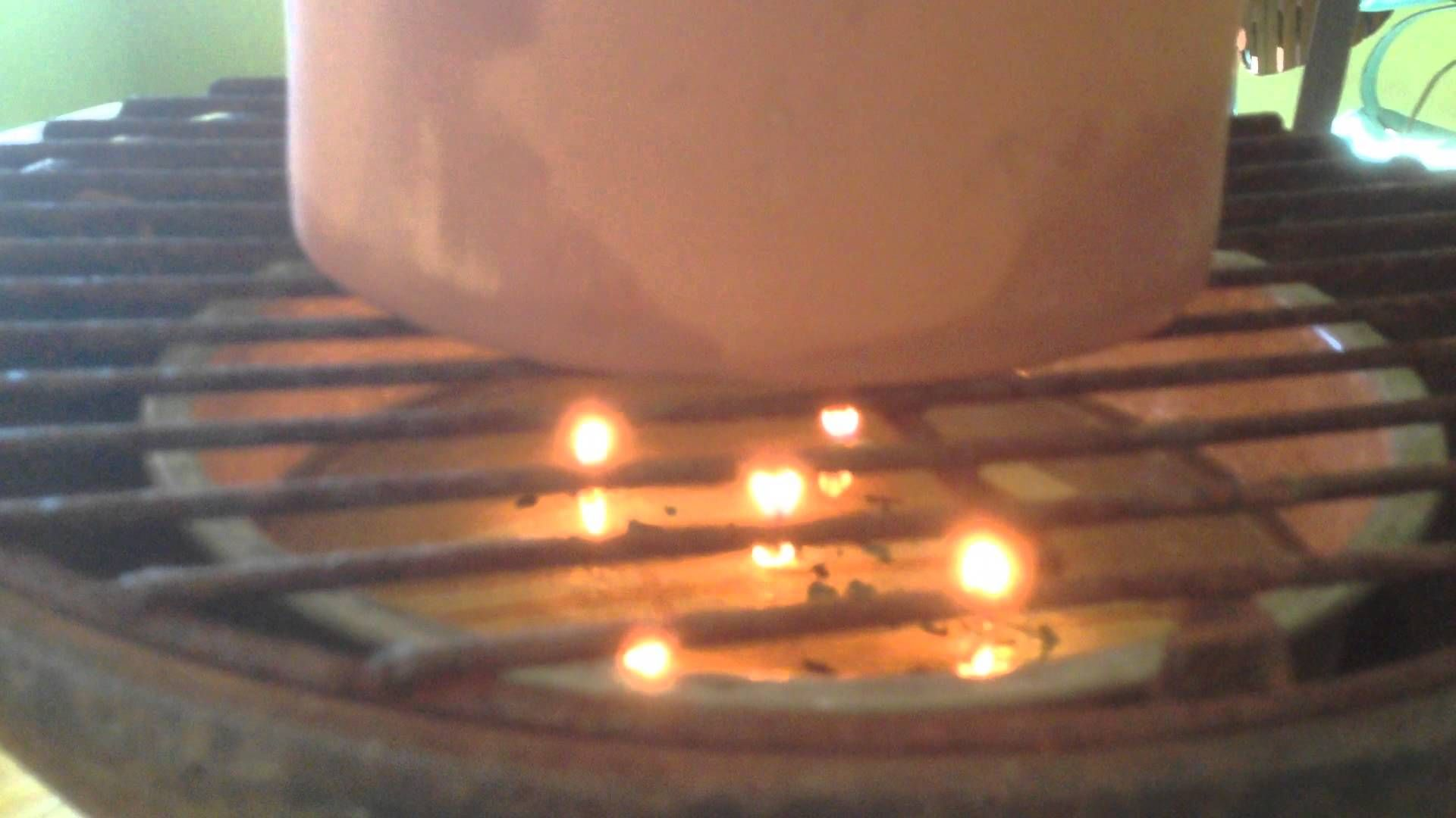 Clay Pot Heater Running 5 Days Now Clay Pots Crisco Candle Survival Prepping