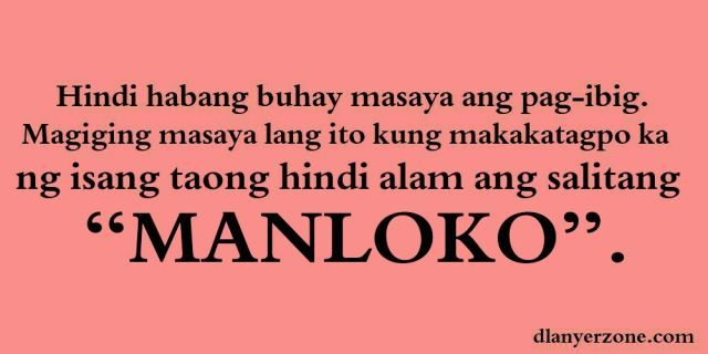 Tagalog Love Quotes for Him | eye opener | Pinterest | Tagalog ...