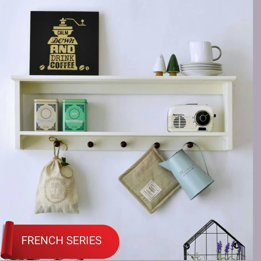 Rak Dapur Gantung French Series Rak Gantung Rp 426 999 Rp Rp 376 000 Description