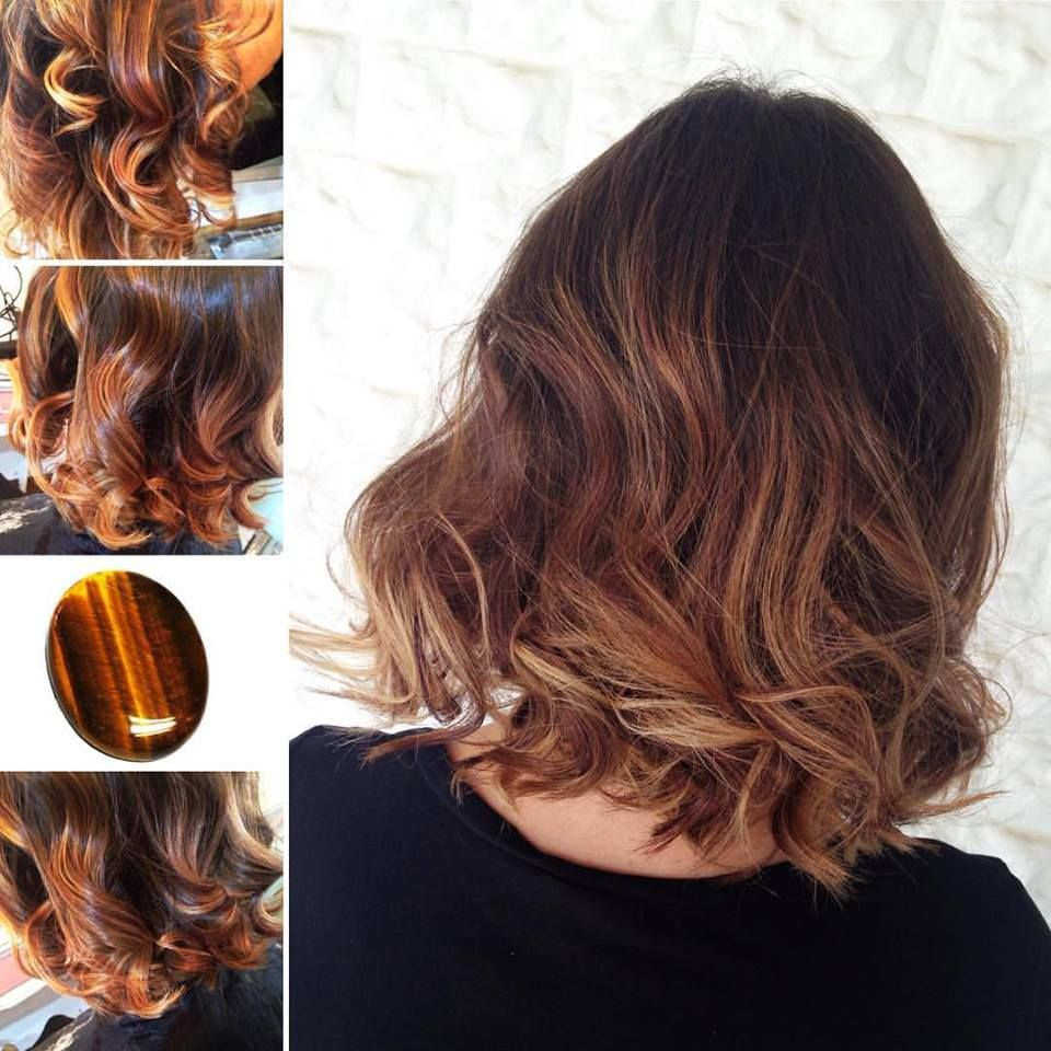 49 Charming Tiger Eye Hair Color Ideas To Fake A Sun Kissed Glow