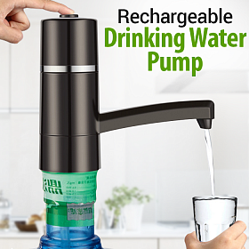 Rechargeable Automatic Electric Water Pump Dispenser Sale