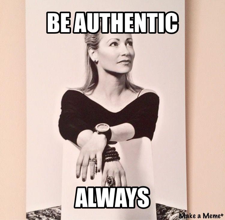 Be authentic Home decor decals, Memes, Decor