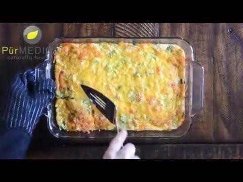 Gout Friendly Turkey Broccoli Bake - Easy Recipe