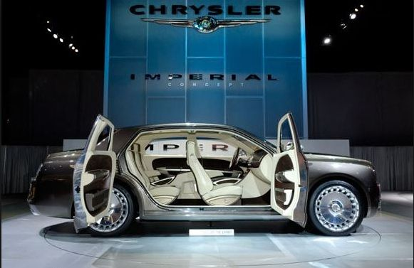 2018 Chrysler Imperial Is The Featured Model Image Added In Car Pictures Category By Author On Jan 10 2017