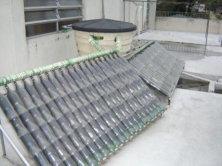 Diy Plastic Bottle Solar Water Heater Re Use Plastic Soda