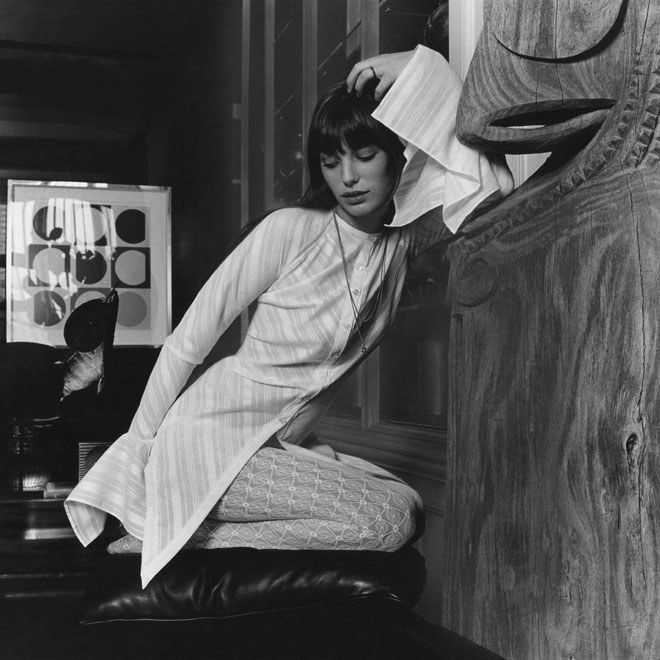 Summer Style Inspiration: 13 Vintage Photos Of Jane Birkin