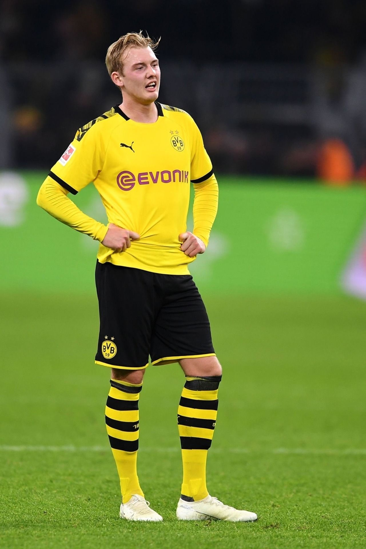 Pin By John Turle On The Beautiful Game In 2021 Julian Brandt Best Player Football